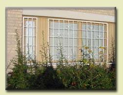 Fönstergaller inbrottsskydd